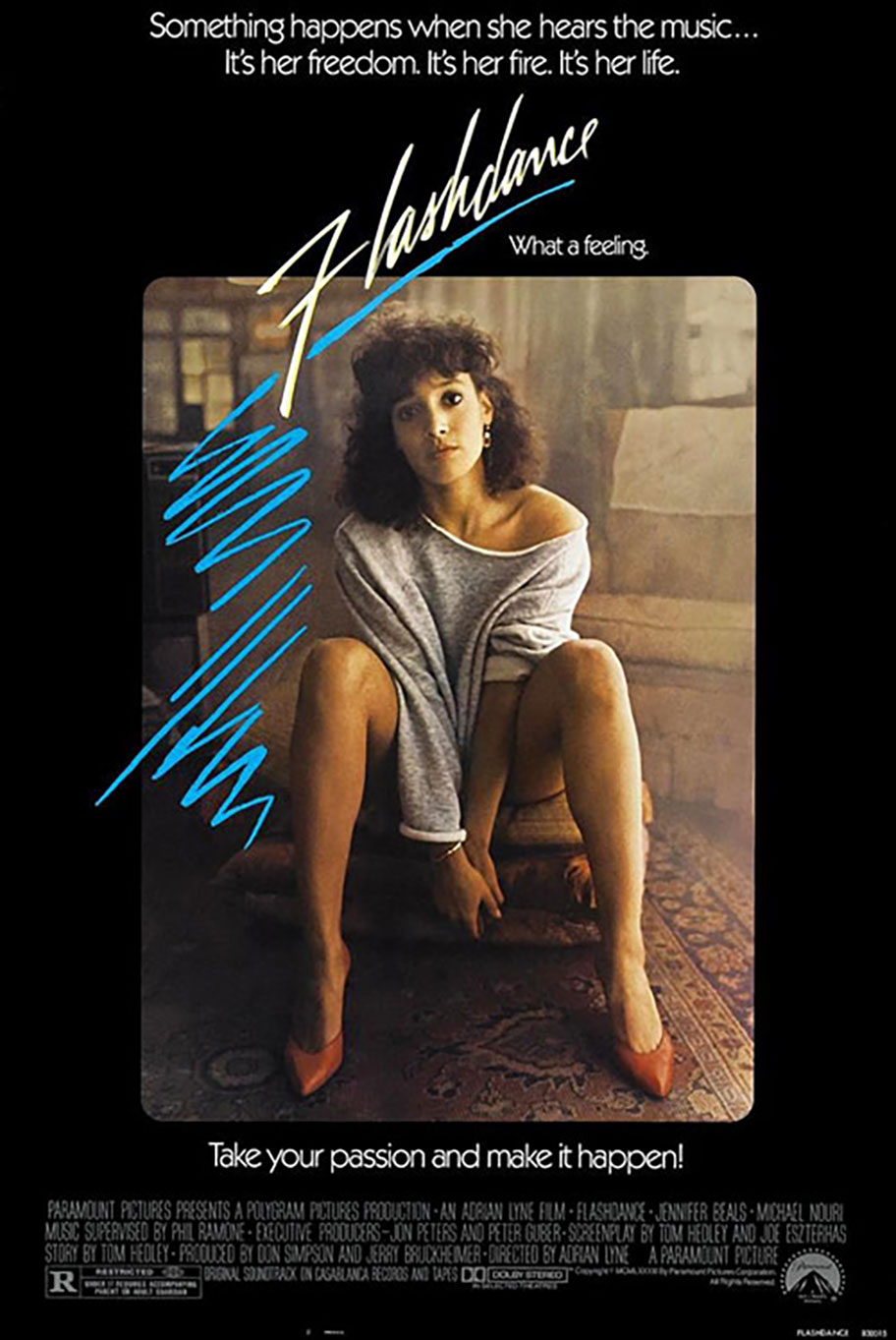 Irene Cara Flashdance  What A Feeling Remix