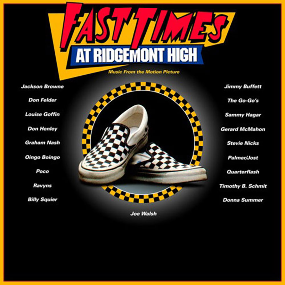 Fast times at ridgemont high giorgio moroder for Fast house music