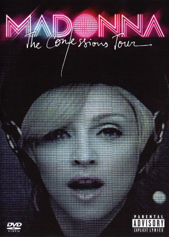 madonna confessions tour poster - photo #8